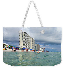 Panama City Beach Florida - II Weekender Tote Bag by Tony Grider