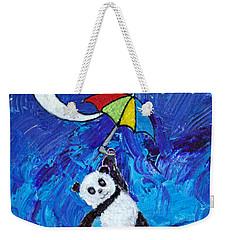 Panda Dreams Weekender Tote Bag
