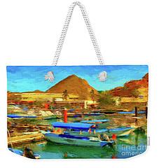 Pangas With Land's End Weekender Tote Bag
