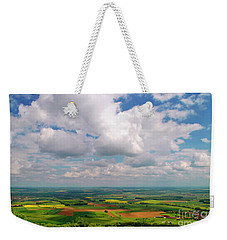 Panorama Of France Weekender Tote Bag
