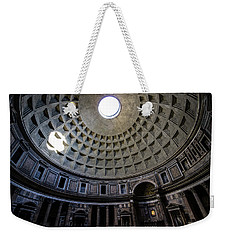 Weekender Tote Bag featuring the photograph Pantheon by Nicklas Gustafsson