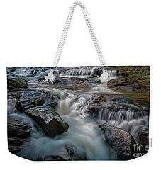 Panther Creek Upper Falls Weekender Tote Bag