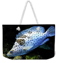Panther Grouper Weekender Tote Bag