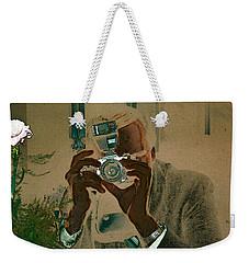 Papa Razzi Weekender Tote Bag by Stuart Turnbull