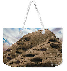 Papago Buttes Weekender Tote Bag by Anne Rodkin