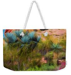 Papago Dreams Weekender Tote Bag