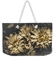 Weekender Tote Bag featuring the photograph Paper Flowers by Jorgo Photography - Wall Art Gallery