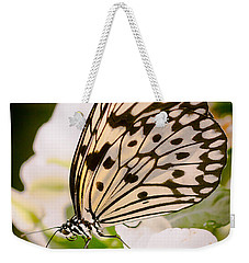 Paper Kite On White Weekender Tote Bag