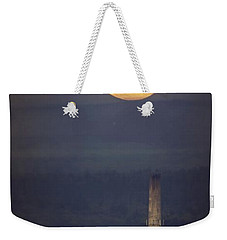 Paper Mill Moon 1 Weekender Tote Bag