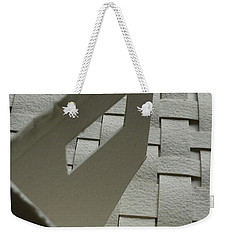 Paper Structure-2 Weekender Tote Bag