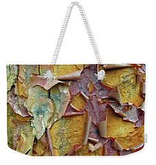 Paperbark Maple Tree Weekender Tote Bag