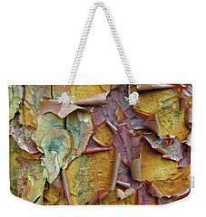 Paperbark Maple Tree Weekender Tote Bag
