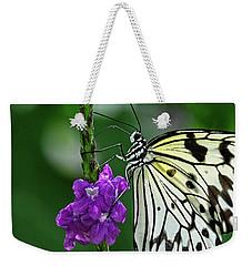 Paperkite Butterfly Closeup Weekender Tote Bag