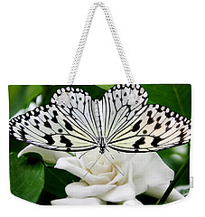 Paperkite On Gardenia Weekender Tote Bag
