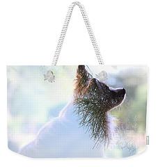 Papillon Pine Landscape Weekender Tote Bag
