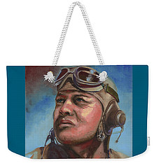 Pappy Boyington Weekender Tote Bag