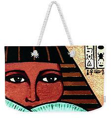 Papyrus Girl Weekender Tote Bag