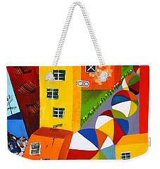 Parade The Day After Weekender Tote Bag