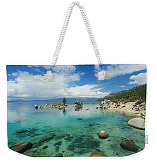 Paradise In May Weekender Tote Bag