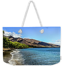 Paradise Weekender Tote Bag by Joann Copeland-Paul