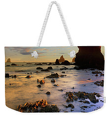 Paradise On Earth Weekender Tote Bag by Tim Fitzharris