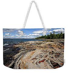 Paradise On Wreck Island Weekender Tote Bag