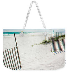 Paradise Scenery Weekender Tote Bag by Shelby  Young
