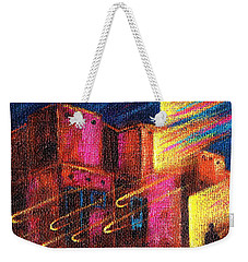 Paranormal Pueblos  Weekender Tote Bag