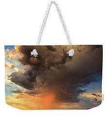 Weekender Tote Bag featuring the photograph Parched by Rick Furmanek