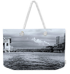 Paris 1 Weekender Tote Bag
