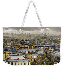 Paris As Seen From The Sacre-coeur Weekender Tote Bag