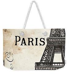 Paris, Ooh La La 1 Weekender Tote Bag