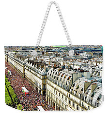 Paris Pride March 2018 Weekender Tote Bag