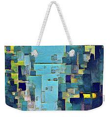 Parisian 6 Weekender Tote Bag by David Hansen