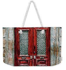 Parisian Door No.14 Weekender Tote Bag