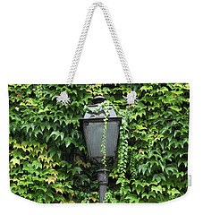 Parisian Lamp And Ivy Weekender Tote Bag by Yoel Koskas