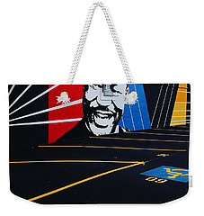 Park And Lead Or Leave And Follow Weekender Tote Bag
