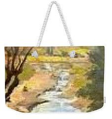 Park Creek Weekender Tote Bag