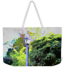 Park Light Weekender Tote Bag