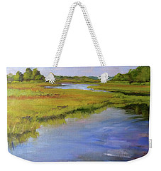 Parker's River, Cape Cod Weekender Tote Bag