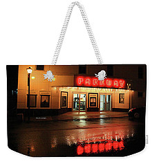 Parkway Night Weekender Tote Bag by Dale R Carlson