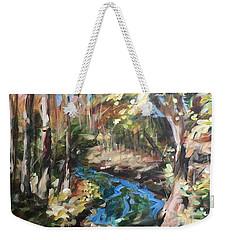 Parlee's Farm Fall Creek Weekender Tote Bag