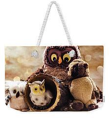 Parliament Of Owls Weekender Tote Bag
