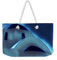 Paros Island Greece  Weekender Tote Bag by Colette V Hera Guggenheim
