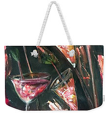 Parrrty One Weekender Tote Bag
