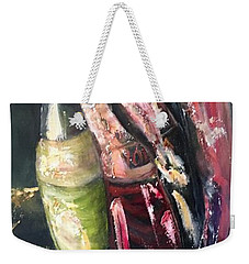 Parrrty Two Weekender Tote Bag