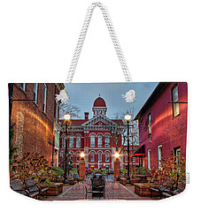 Parry Court 2 Weekender Tote Bag