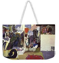 Part 2, Human Landscapes Weekender Tote Bag