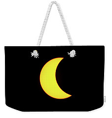 Partial Eclipse 3 Weekender Tote Bag