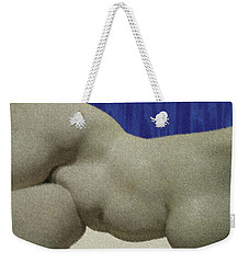 Partial Nude At Rest Weekender Tote Bag